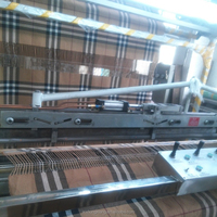 Professional scarf fringing machine for twisting scarf blanket fringe China Wuxi supplier