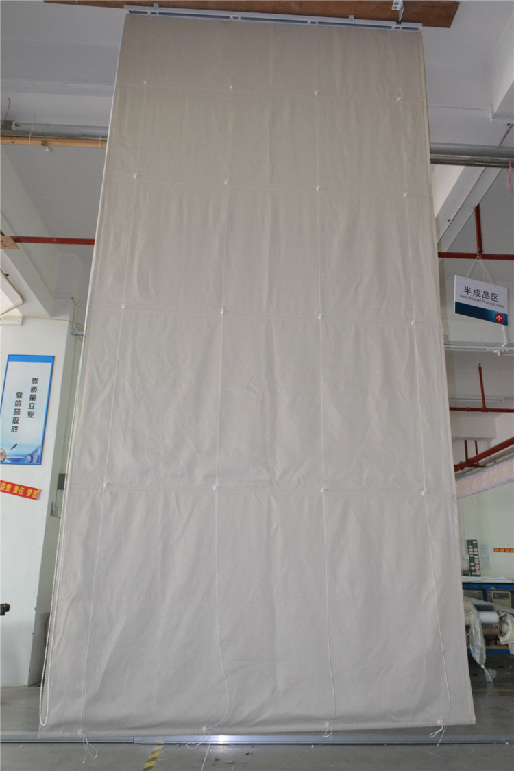 curtain times motorized ready made roman curtain with remote