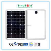 75W Solar PV Module with High Efficiency Mono/Poly-Crystalline Silicon Cells,TUV/IEC/CE/ISO Standard