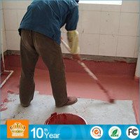 Environmental Cement Based Permeable Waterproof Paints