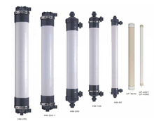 pvdf hollow micro uf filter membrane , hollow fiber ultrafiltration membrane/UF membrane module water filter