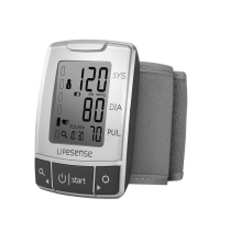 Wholesale Bluetooth wrist omron digital blood pressure monitor