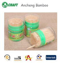 Factory Single Point Toothpicks Production of Toothpicks with Floss