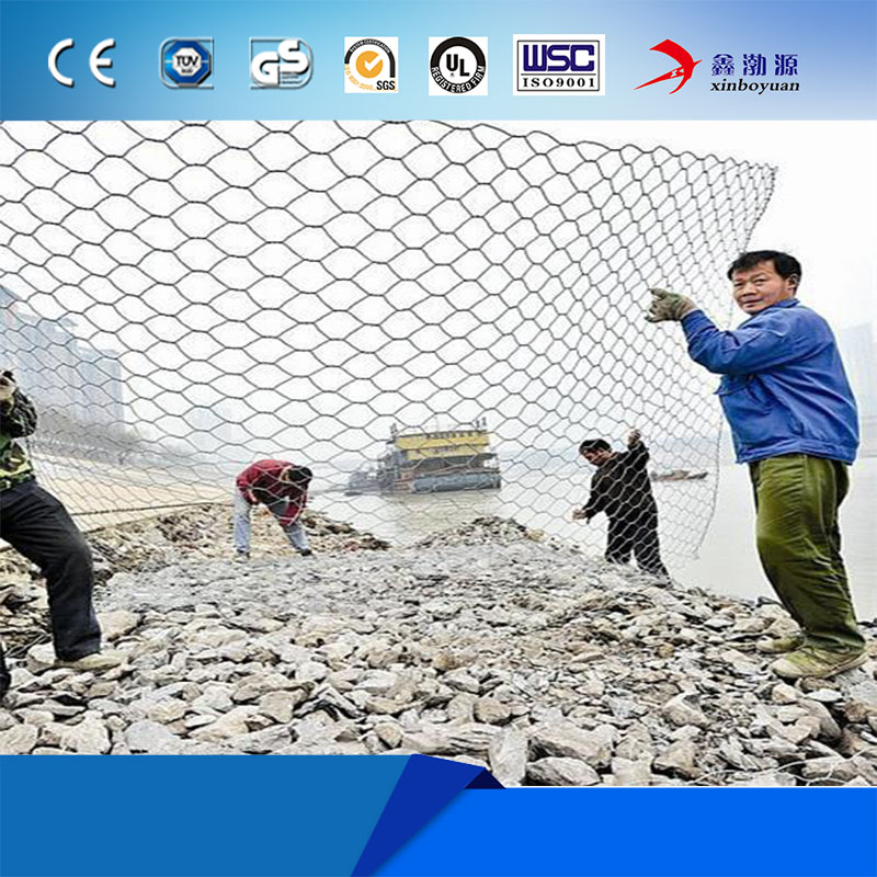 Competitive price factory direct gabion cage / gabion box wire mesh / stone gabion
