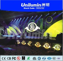 Outdoor Stage Front Service Module P4.8 Rental Led Display