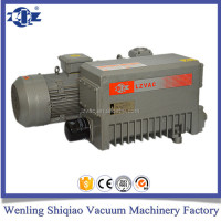 Single stage rotary vane homemade vacuum pump china manufacturer