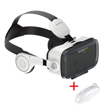 Xiaozhai bobo vr z4 mini 3d vr box headset with remote bluetooth control