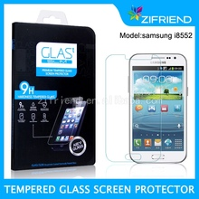 Tempered Glass Screen Protector for Samsung I8552,samsung screen protector