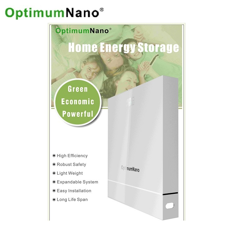 Home solar energy storage system 5KWH/10KWH /20KWH battery bank LiFePO4 100Ah 48V lithium battery pack