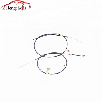 large supply Auto parts For Geely MK 1014001819  Brake system right front brake cable