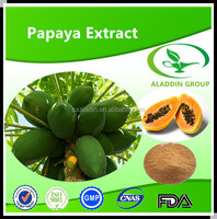 ISO,BV,KOSHER certificate Factory Supply High Quality Natural Pawpaw Extract Powder 5:1 UV