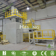 High Quality Cold Roll Surface Texturing Shot Blasting Machine