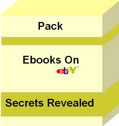 Pack Ebooks On Ebay Secrets Revealed