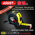 ASSIST HIGH QUALITY steel tape measure with 3m 5m 7.5m retractable tape measure