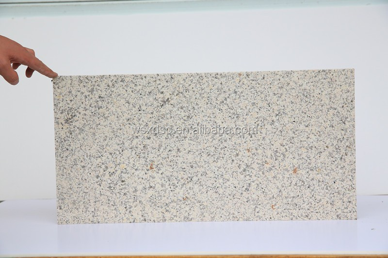 Discount Bush hammered natural granite stone paving slabs for outdoor