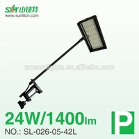 Universal Clamp Banner Stand Arm Light for trade show SL-026-05-42L--Vivien
