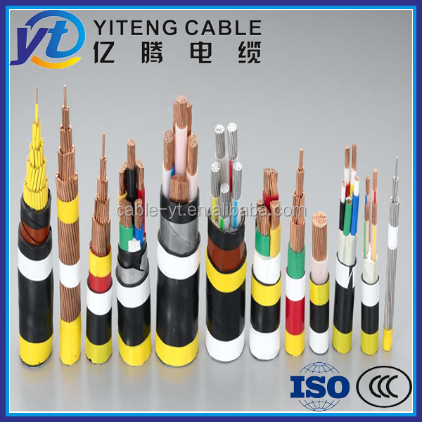 extension electrical cable various types of xlpe and pvc insulation power cable1.5/2.5/4/6/10/16/25mm2