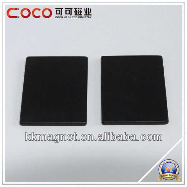 Ningbo Epoxy Coat ED Sintered Neodymium Block Magnetic for Motor