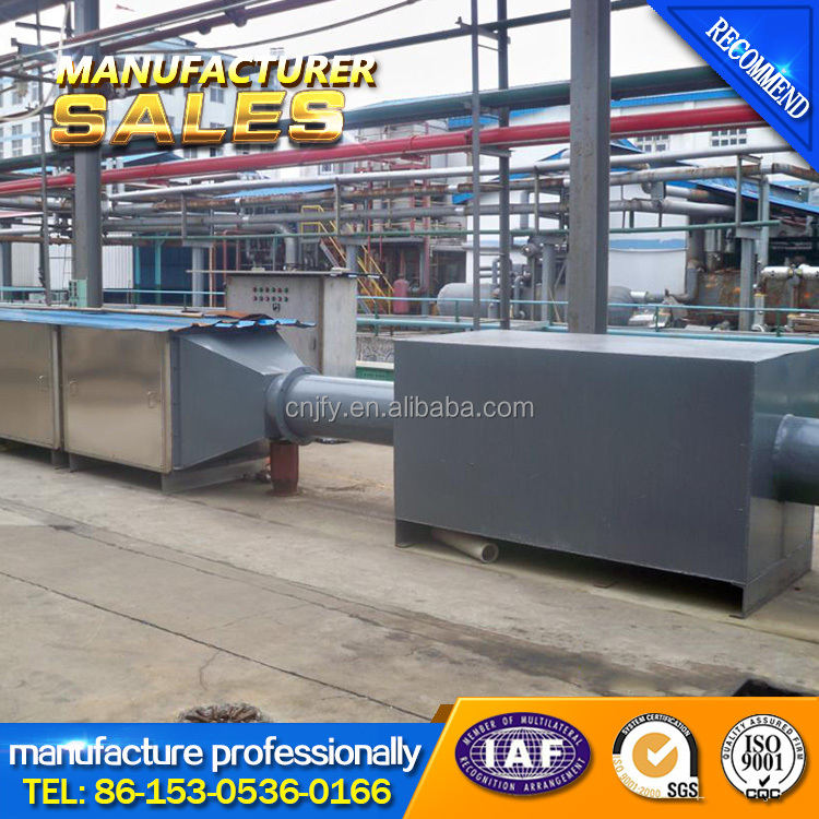 Wastewater treatment plant equipment for industrial waste water Odor Collecting System For Sewage Treatment