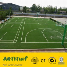 Wenzhou factory synthetic artificial grass prices for sport/basketball/tennis court