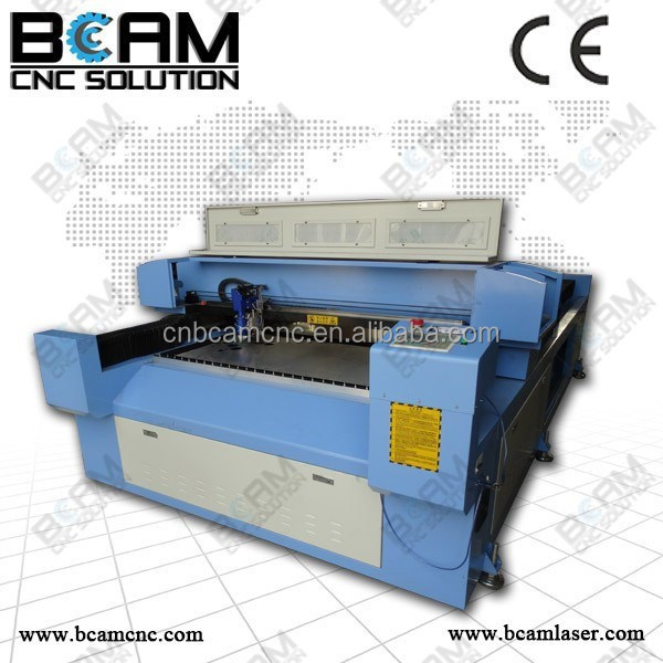 small metal cutting laser machine BCJ2513 from China