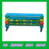 Stackable Plastic Bed For Children,Kids Preschool Cots