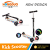 water print scooter for kids for children bike aluminium kick scooter