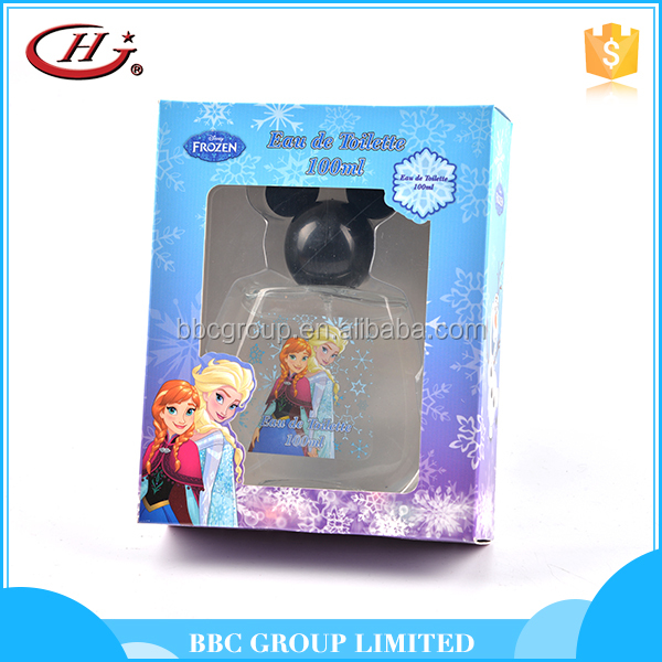 BBC Frozen Gift Sets OEM 005 Classic custom women spray natural eau de toilette