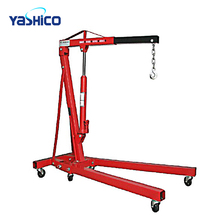 2ton Car Foldable Shop Crane