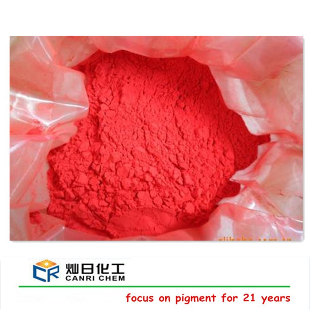 molybdate red 107/207/307(pigment red 104)