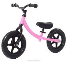 12inch kids no pedal balance bike for kids