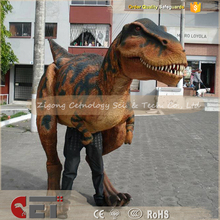 CET-N867 City Plaza Attraction Robotic Plus Size Adult Dinosaur Costumes