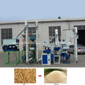 Superfine Rice Mill Production Line / Complete Rice Milling Machine