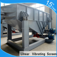 Wholesale High Efficiency Linear Vibrating Screen/machine for Powder,rice,salt and so on