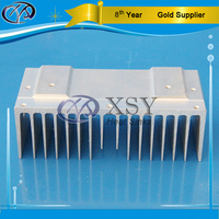 Aluminum Extrusion Fin Heatsinks
