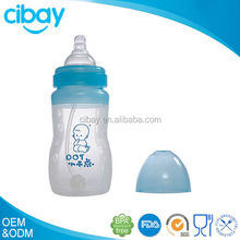 Pretty silicone baby feedng bottle 2014