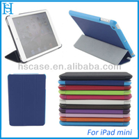 3-Folded Sleep Wake w/ Stand Tablet Cover for iPad Mini 7.9 Retina