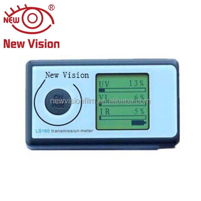3M quality UV Transmission Tester and Window IR Meter Tint Meter