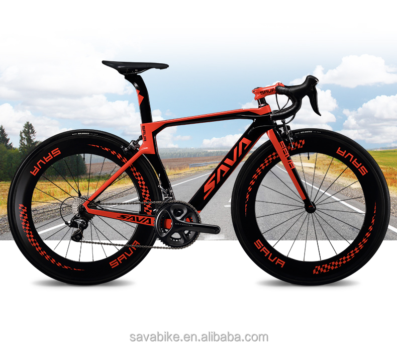 popular 2016 complete Carbon fiber Road Bike 22 speed full bicycle with carbon wheelset carbon