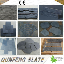 CE Passed Erosion Resistance Antacid Nature Decoration Stone Roof/Stone Flooring/Stone Wall Slate