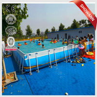 inflatable adult swimming pool/used swimming pool for sale