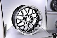 BK402 aluminum racing wheels for a car