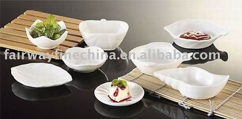 fine china wholesale customized cheap saucing dish