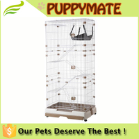 Hot selling luxury big cat cage