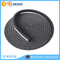 PU sponge seal strip door window seal Self-adhesive sealing strip