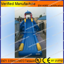 Durable giant inflatable water slide for adult,inflatable slide for adult,giant inflatable pool slide for adult