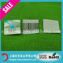 EAS accessories garment security tags/ alarming tags/RF 8.2MHz anti-theft tag DY214