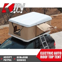 2 Person Electric Ultralight Auto Waterproof Roof Top Camping Tent 4x4 Offroad for Sale