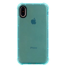 Shock proof TPU clear phone case for iphone X 10 case cover,for iphone X slim case