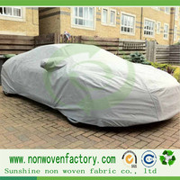 China textile factory sell textile products fabric for car roof